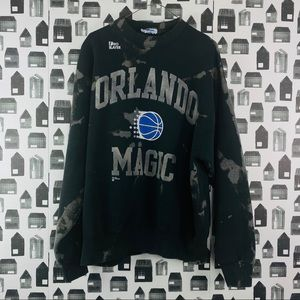 Pro Player | Orlando Magic Tie Dye Crewneck